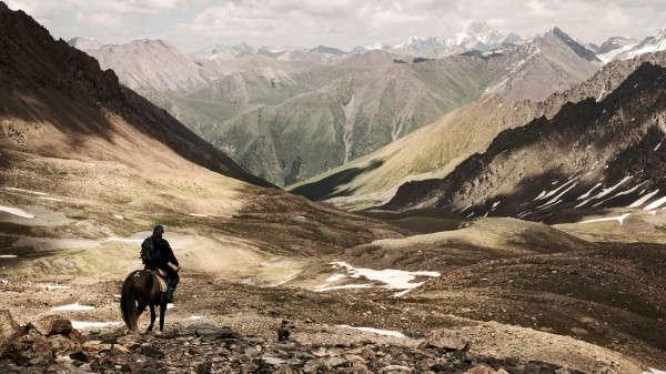 Kirgistan-Titel
