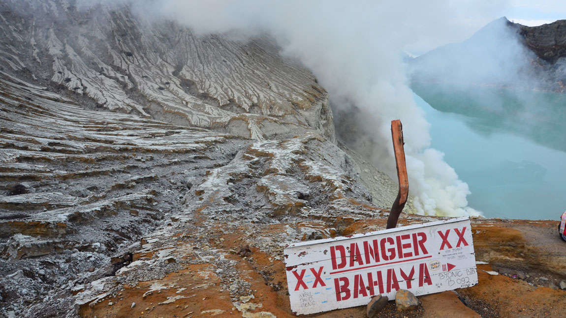 Java, Gunung Ijen