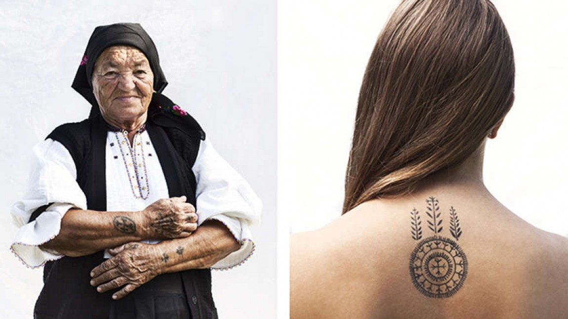 Tattoos mit alte frauen Tattoo Sprüche: