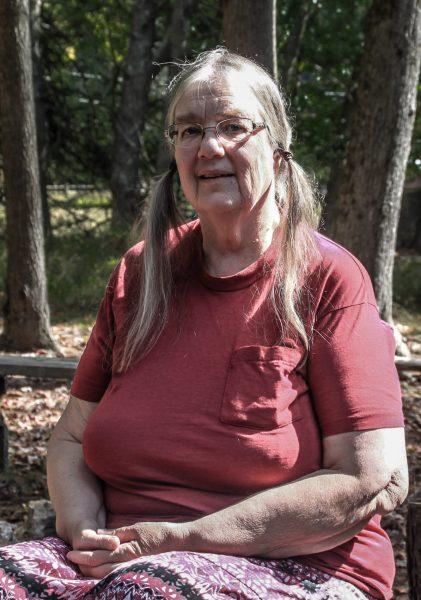 Diane Schou ist nach Green Bank gezogen, um elektromagnetischer Strahlung zu entfliehen (Foto: Steve Przybilla)